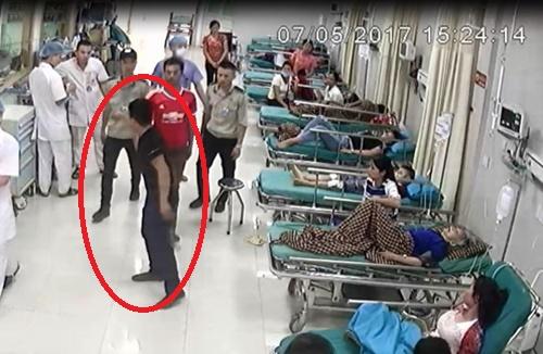 Hành vi côn đồ trong cơ sở y tế có thể bị xử lý hình sự