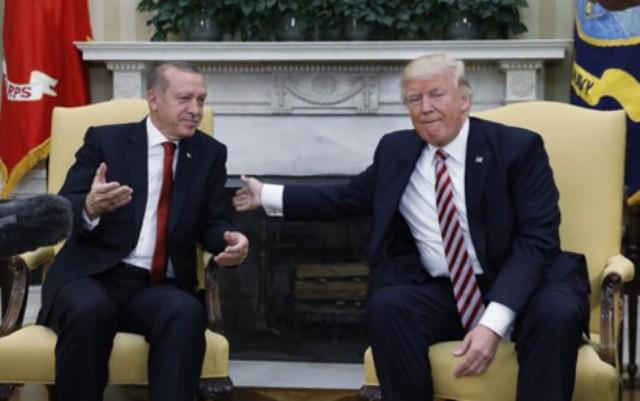 """Sự """"rạn nứt"""" quan hệ đồng minh Mỹ - Thổ Nhĩ Kỳ liệu có được hàn gắn?"""