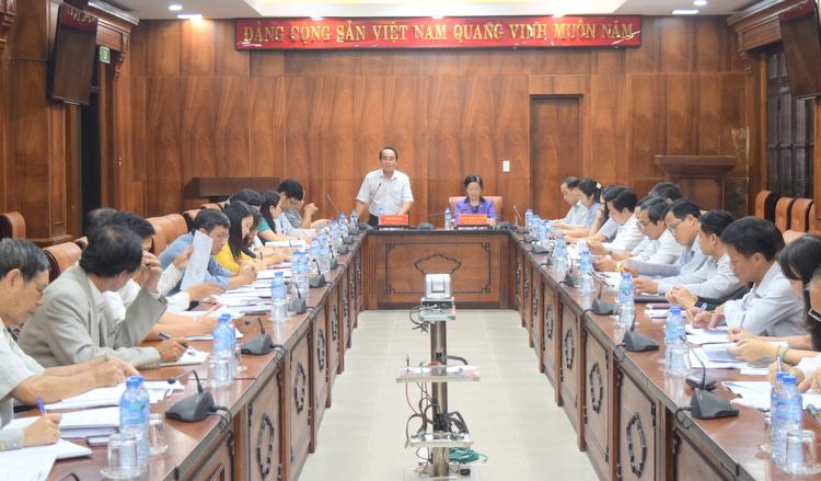 Tiếp tục đổi mới sự lãnh đạo đối với công tác phụ nữ tại Thừa Thiên Huế