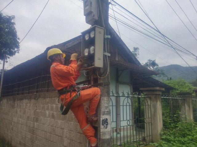 Bảo đảm nhu cầu về điện cho đồng bào dân tộc Sơn La