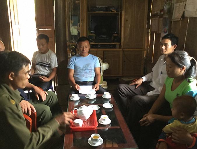 Huyện Tuần Giáo (Điện Biên): Công tác hoà giải gắn kết tình làng nghĩa xóm