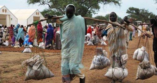 Làn sóng người tị nạn Nam Sudan chạy sang Sudan tăng mạnh vì bạo lực