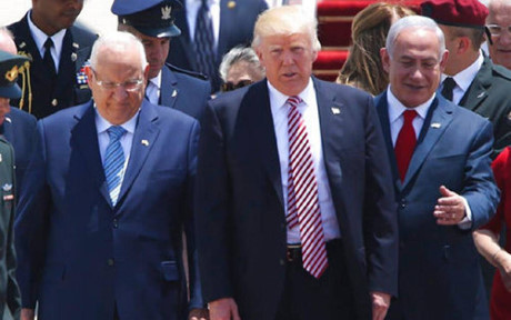 Chuyến thăm Israel và Palestin và sứ mệnh của Tổng thống Donald Trump