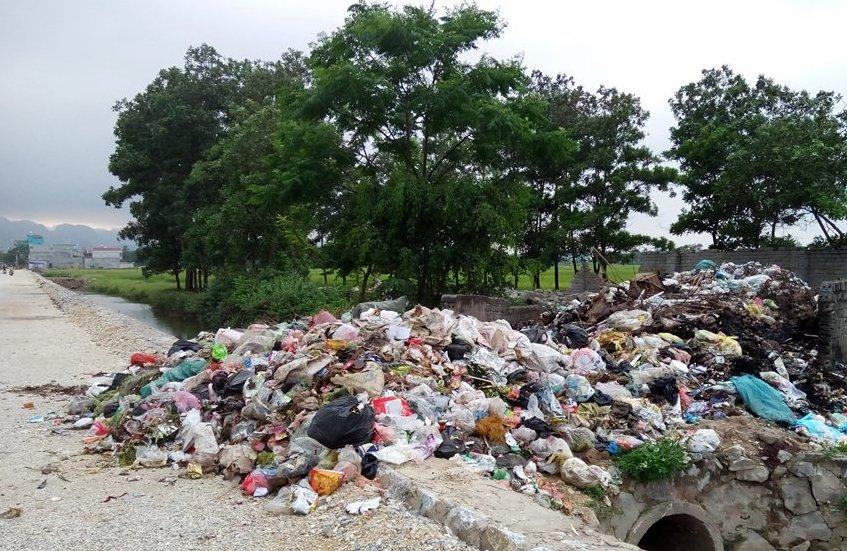 Thanh Liêm (Hà Nam): Cần sớm giải quyết những hệ lụy từ rác thải dân sinh
