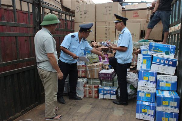 Danh mục hàng hóa phải làm thủ tục hải quan tại cửa khẩu nhập