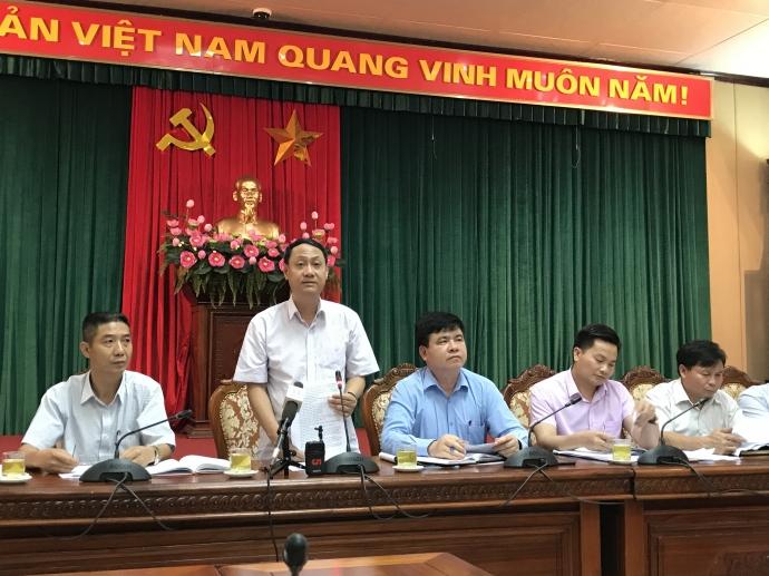 EVN Hà Nội kiểm tra thường xuyên trong mùa mưa bão