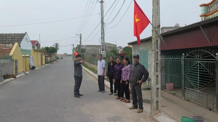 Xuân Hòa: Điểm sáng về xây dựng nông thôn mới
