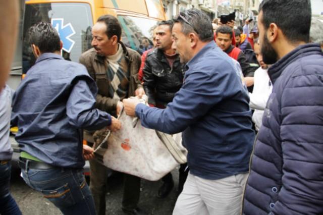 IS tuyên bố đứng sau vụ tấn công mới nhất ở Ai Cập