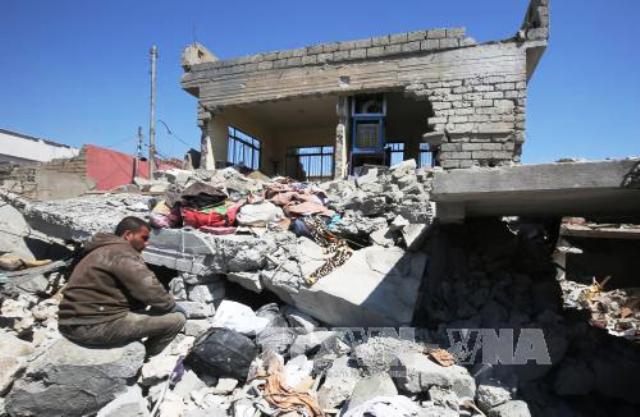 IS gây thiệt hại hàng chục tỷ USD đối với hệ thống hạ tầng của Iraq