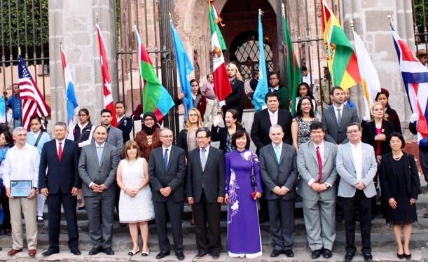 Việt Nam tham gia Tuần văn hóa hữu nghị quốc tế tại Mexico