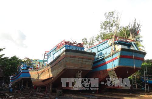 Thủ tướng Chính phủ chỉ đạo kiểm tra việc đóng tàu cá theo Nghị định 67