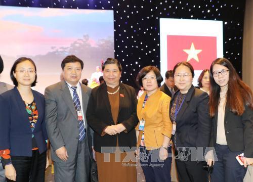"""Bế mạc Hội nghị chuyên đề IPU khu vực châu Á - Thái Bình Dương: Cam kết """"không bỏ ai lại phía sau"""""""