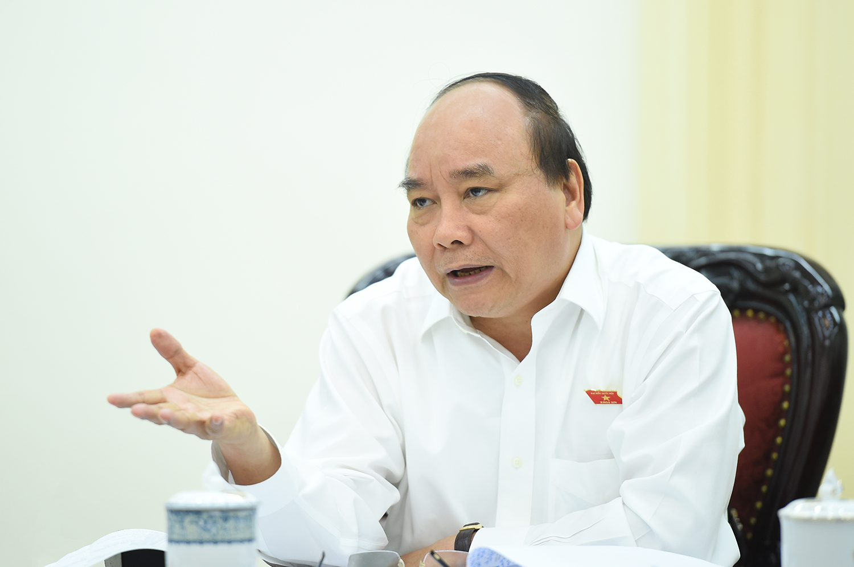 Thủ tướng chủ trì họp thường trực Chính phủ về kịch bản tăng trưởng 2017
