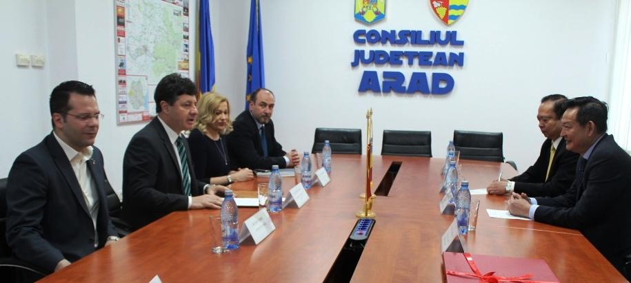 Thúc đẩy quan hệ hợp tác giữa Việt Nam và các địa phương của Romania