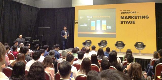 Việt Nam mang nhiều sản phẩm ứng dụng công nghệ tới Tech in Asia 2017