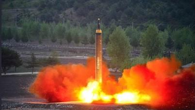 Nhật – Hàn cho biết Triều Tiên vừa phóng tên lửa đạn đạo
