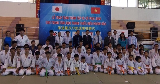 Đẩy mạnh giao lưu hợp tác giữa Việt Nam và Nhật Bản thông qua thể thao