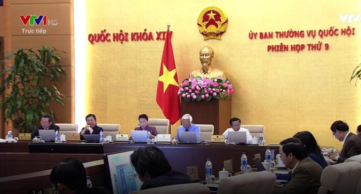 Phân công chuẩn bị Phiên họp thứ 10 của Ủy ban Thường vụ Quốc hội