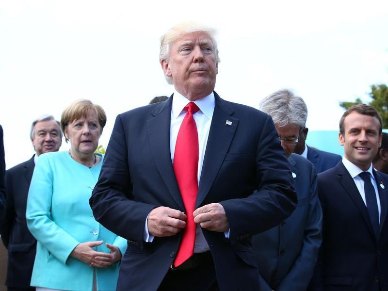 Hội nghị thượng đỉnh G7 chưa đạt được đồng thuận về vấn đề khí hậu