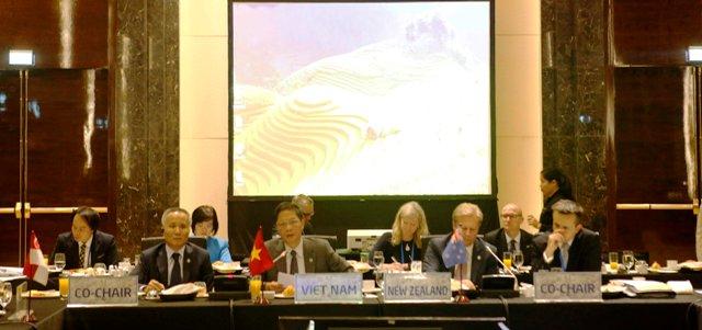 APEC 2017: Tuyên bố Bộ trưởng về Hiệp định TPP tại Hà Nội