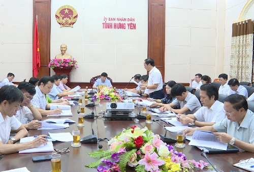 Kinh tế Hưng Yên tăng trưởng 8,16% trong 6 tháng đầu năm
