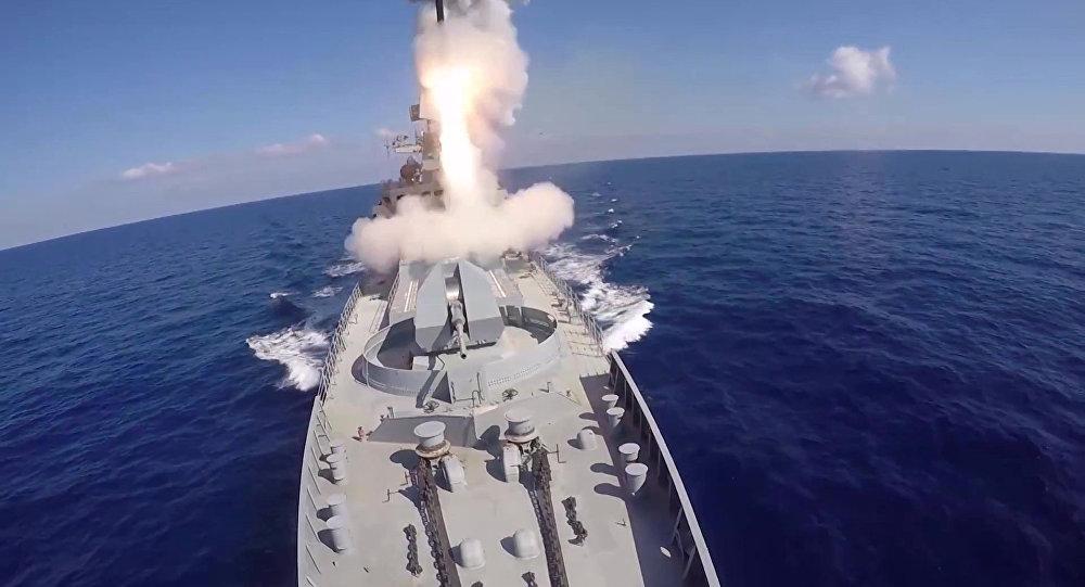 Nga tấn công tên lửa vào các mục tiêu của IS tại Syria