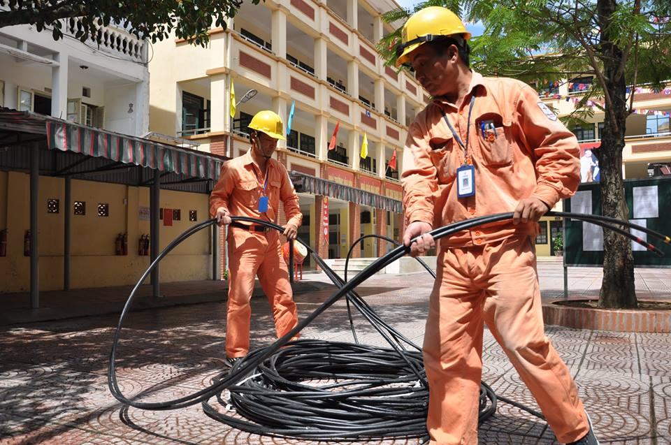 EVN HANOI đảm bảo điện phục vụ kỳ thi THPT Quốc gia