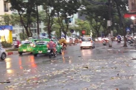 Bắc Bộ có mưa lớn diện rộng kéo dài, nguy cơ ngập lụt, lũ quét, sạt lở ở nhiều nơi