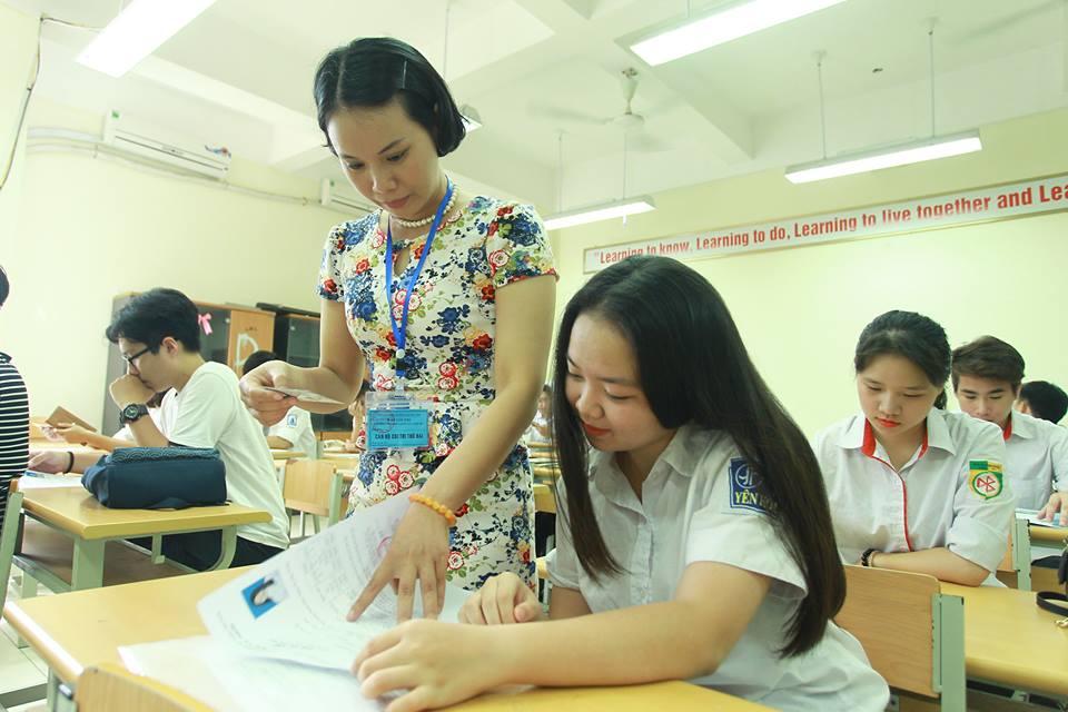 Kỳ thi THPT quốc gia năm 2017: Thêm 12 thí sinh bị đình chỉ thi