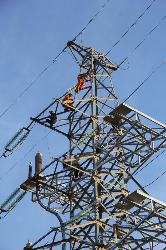 Điện lực miền Trung đóng điện đường dây 110kV phục vụ Tuần lễ cấp cao APEC 2017