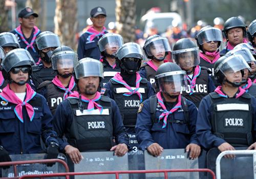 Chính phủ Thái Lan yêu cầu các đảng tuân thủ luật về đảng chính trị