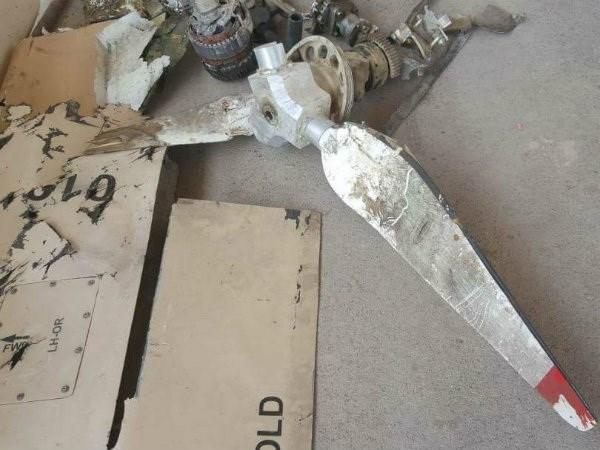 Pakistan bắn hạ một máy bay không người lái của Iran