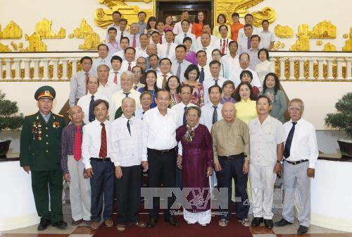 Phó Thủ tướng Trương Hòa Bình: Huy động sức mạnh của xã hội để chăm lo cho gia đình chính sách
