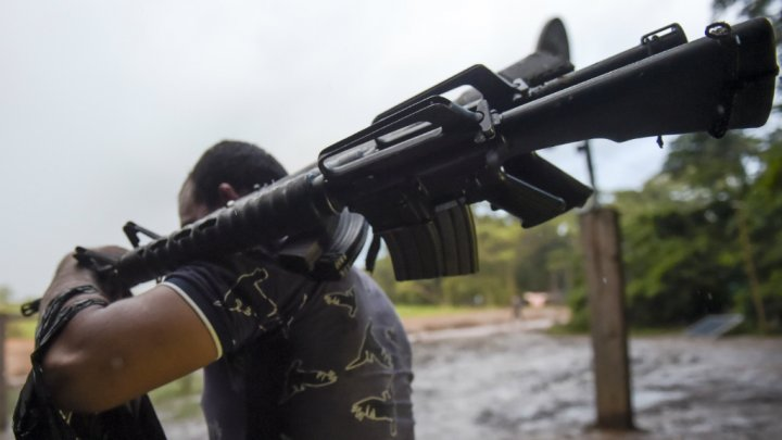 Lực lượng Vũ trang Cách mạng Colombia hoàn tất quá trình giao nộp vũ khí