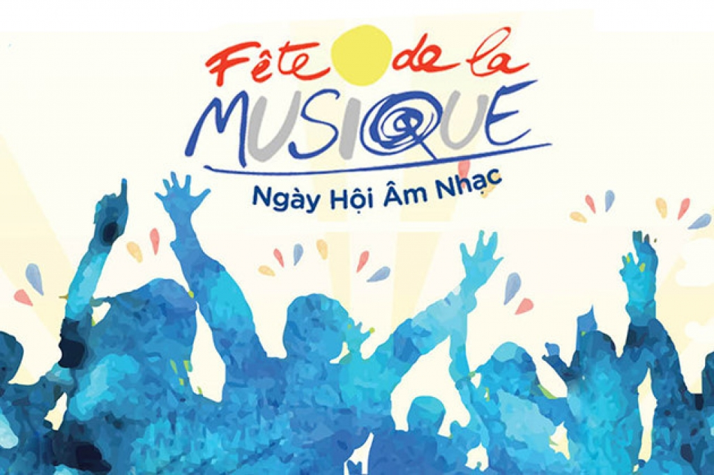 Ngày hội âm nhạc quốc tế 2017 tại Hà Nội