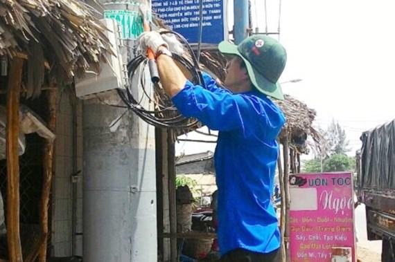 Phòng ngừa tai nạn và sự cố điện mùa mưa