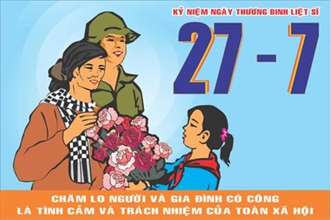 Tổ chức Tuần phim kỷ niệm 70 năm Ngày Thương binh - Liệt sĩ