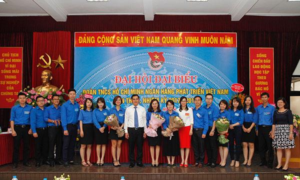 Đoàn Thanh niên Ngân hàng Phát triển Việt Nam triển khai nhiều hoạt động thiết thực