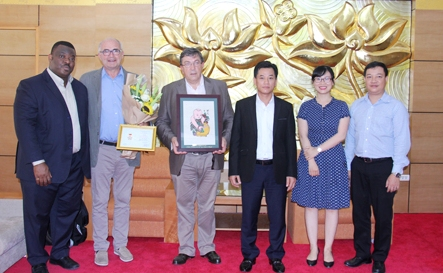 Tổ chức Fondation Raoul Follereau đồng hành cùng người bệnh phong tại Việt Nam