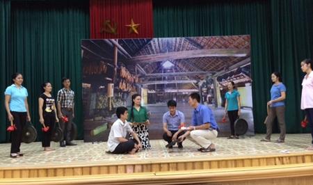 Ninh Bình: Khó khăn trong bảo tồn và khai thác văn hóa cồng chiêng ở Kỳ Phú