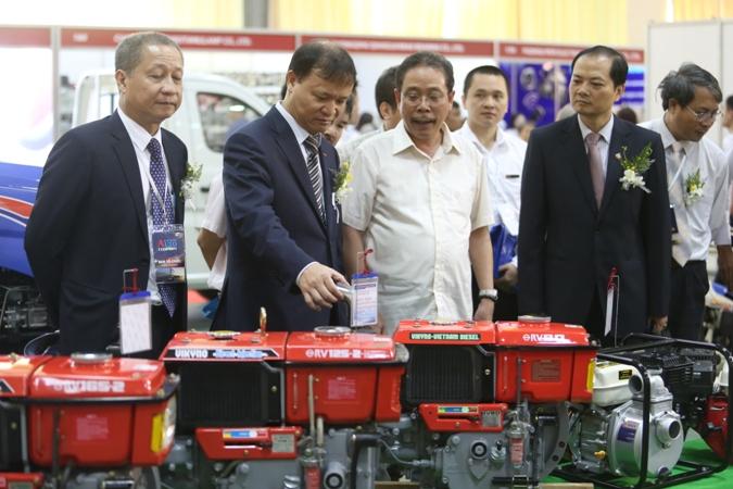 Khai mạc Triển lãm Vietnam AutoExpo 2017