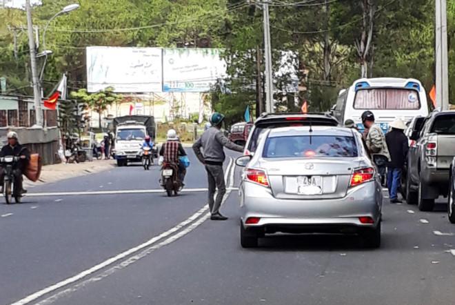 Xử lý tình trạng chèo kéo du khách ở Đà Lạt