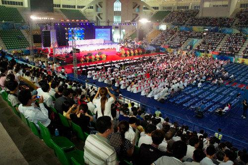 Tổ chức Đại hội Thể thao toàn quốc lần thứ VIII tại Hà Nội