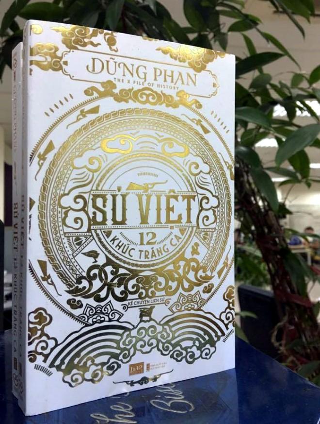 Sách về sử Việt hút độc giả