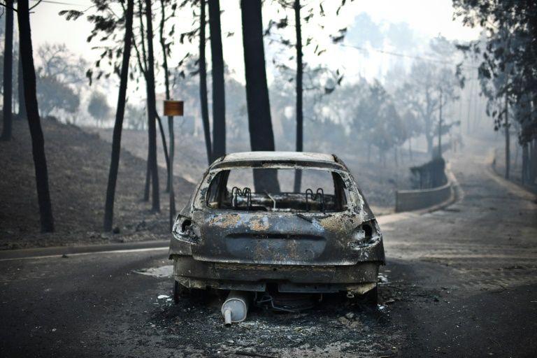 Bồ Đào Nha: 62 người thiệt mạng trong vụ cháy rừng