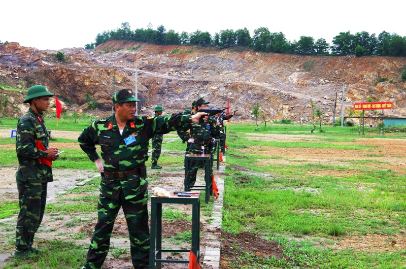 Quân khu 3: Kiểm tra chỉ huy trưởng, chính ủy Bộ CHQS các tỉnh, thành phố