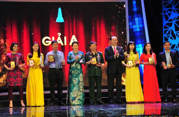 Lễ trao Giải Báo chí quốc gia lần thứ XI - năm 2016