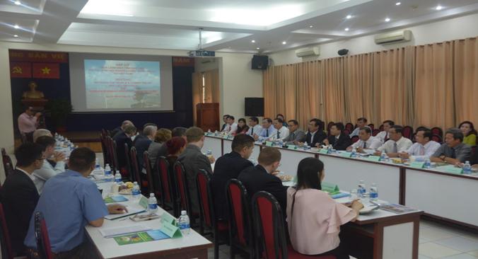 Chủ tịch UBND tỉnh làm việc với các Hiệp hội Doanh nghiệp nước ngoài tại Thành phố Hồ Chí Minh