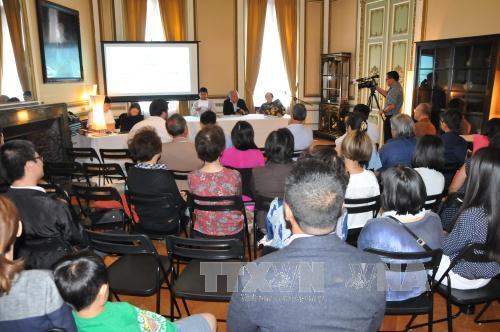Đại hội Tổng hội người Việt Nam tại Vương quốc Bỉ