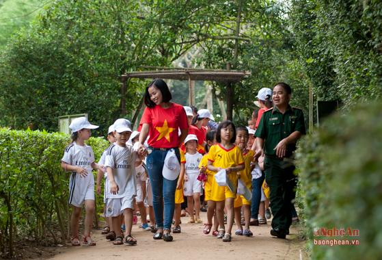 Nghệ An: Du lịch tăng trưởng mạnh trong 6 tháng đầu năm